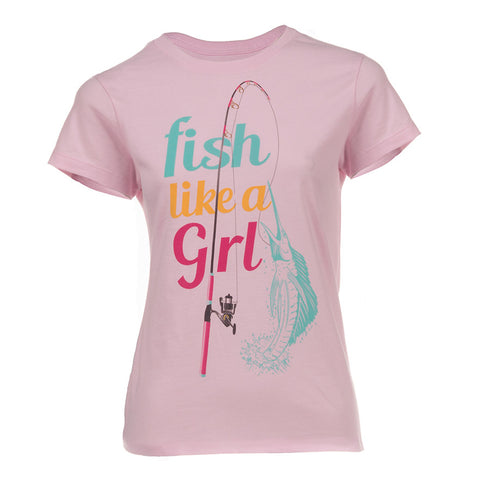 Fish Like a Girl