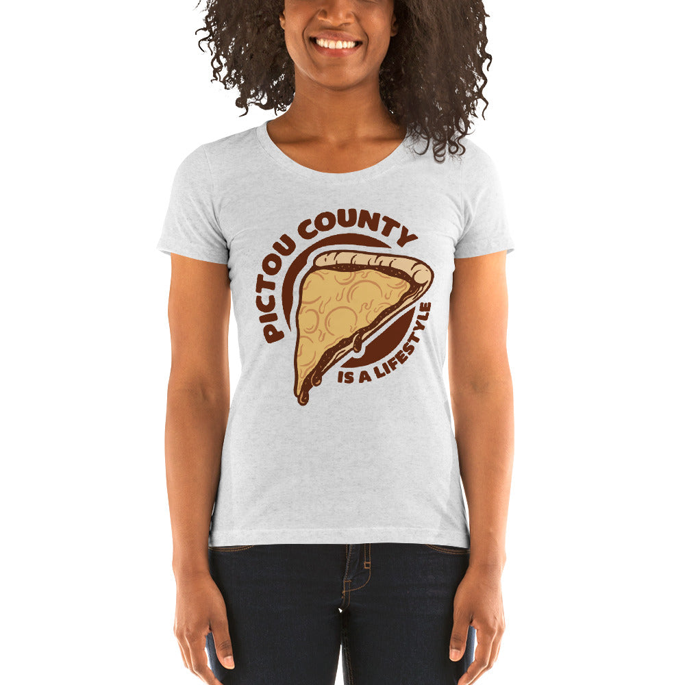 Pizza County Lifestyle No. 1 - Ladies'