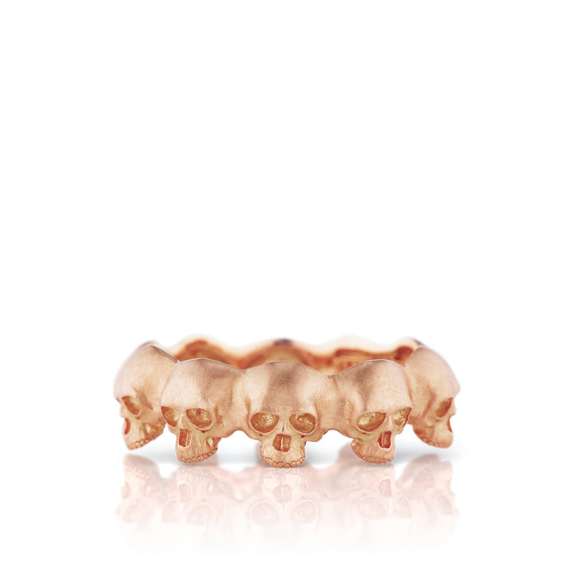 Skull Eternity Band