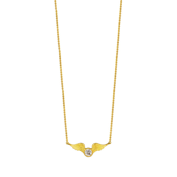 Small Victory Diamond Necklace
