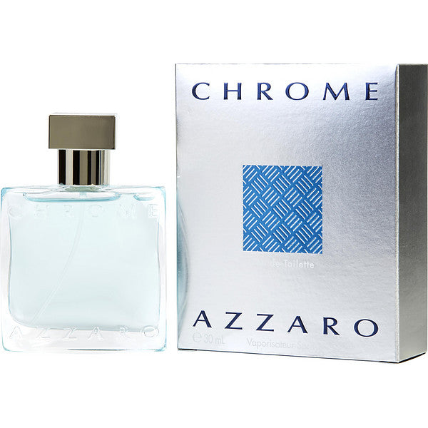 Chrome by Azzaro 👨🏾