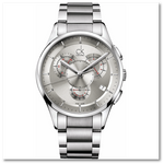 Mineral Crystal Men's Quartz Watch
