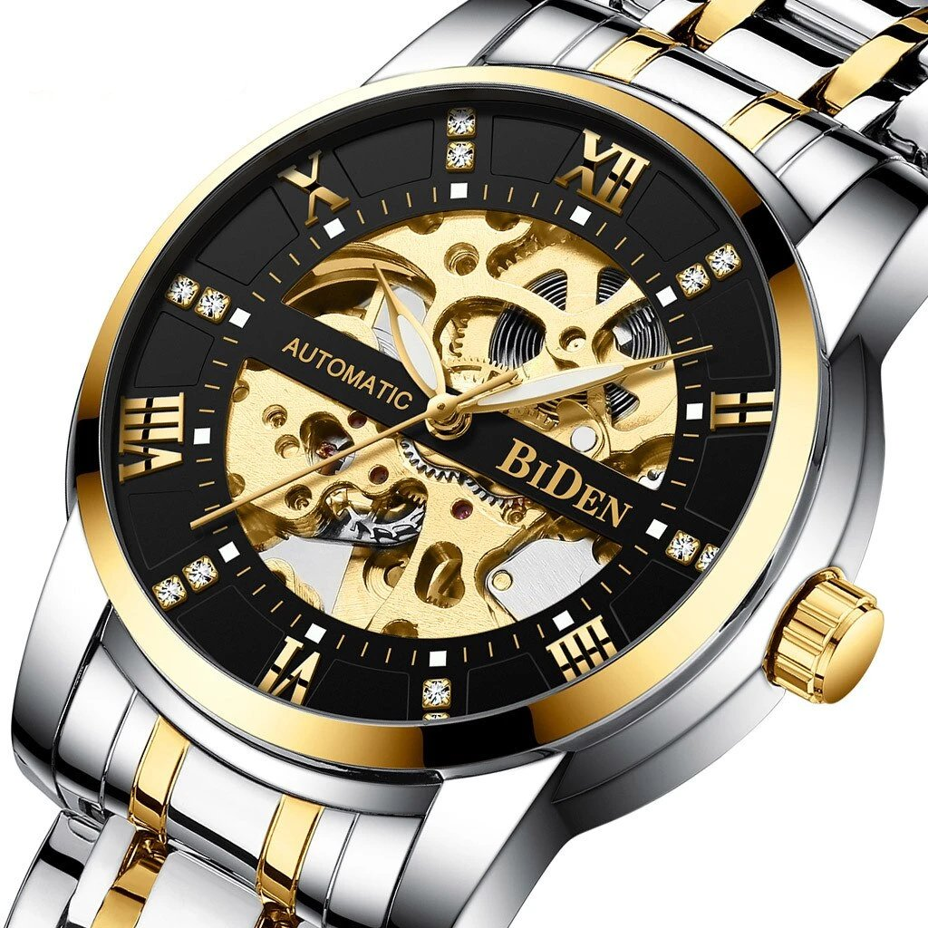 Luxury Men's Wrist Watches