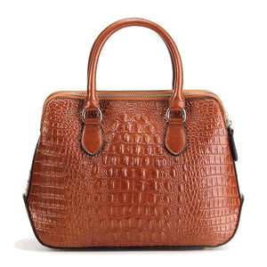Women Genuine Leather Tote Bag