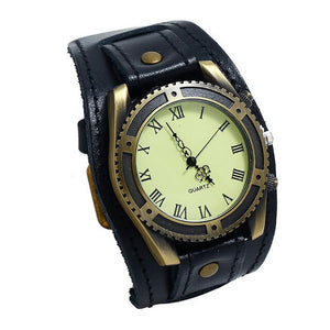 Punk Retro Men and Women Watch