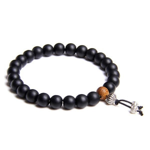 Men/Women Healing Balance Buddha Beads Bracelet - Exquisite Supplies LLC