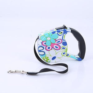 Retractable Leash for Small to Medium Pets