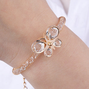 New Crystal Charm Bracelets For Women