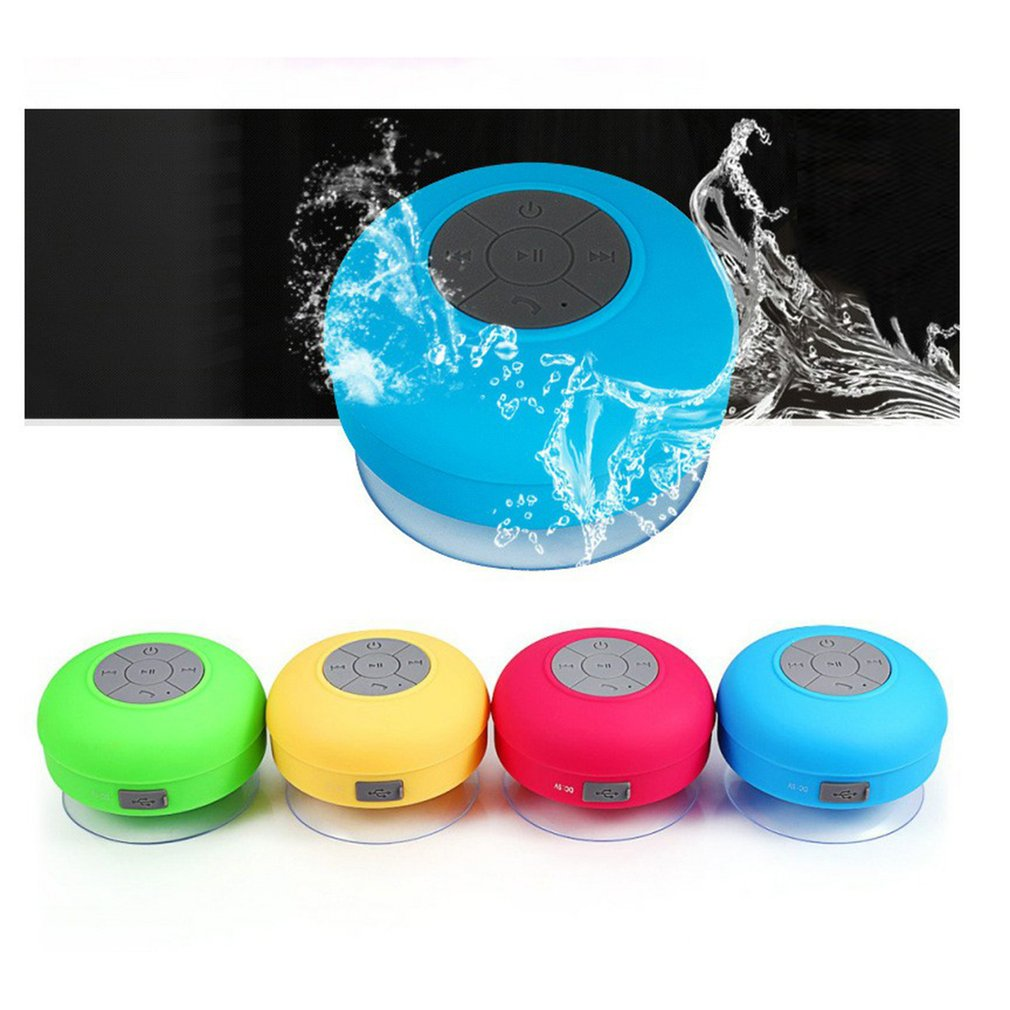 Exquisite Waterproof Bluetooth Speaker