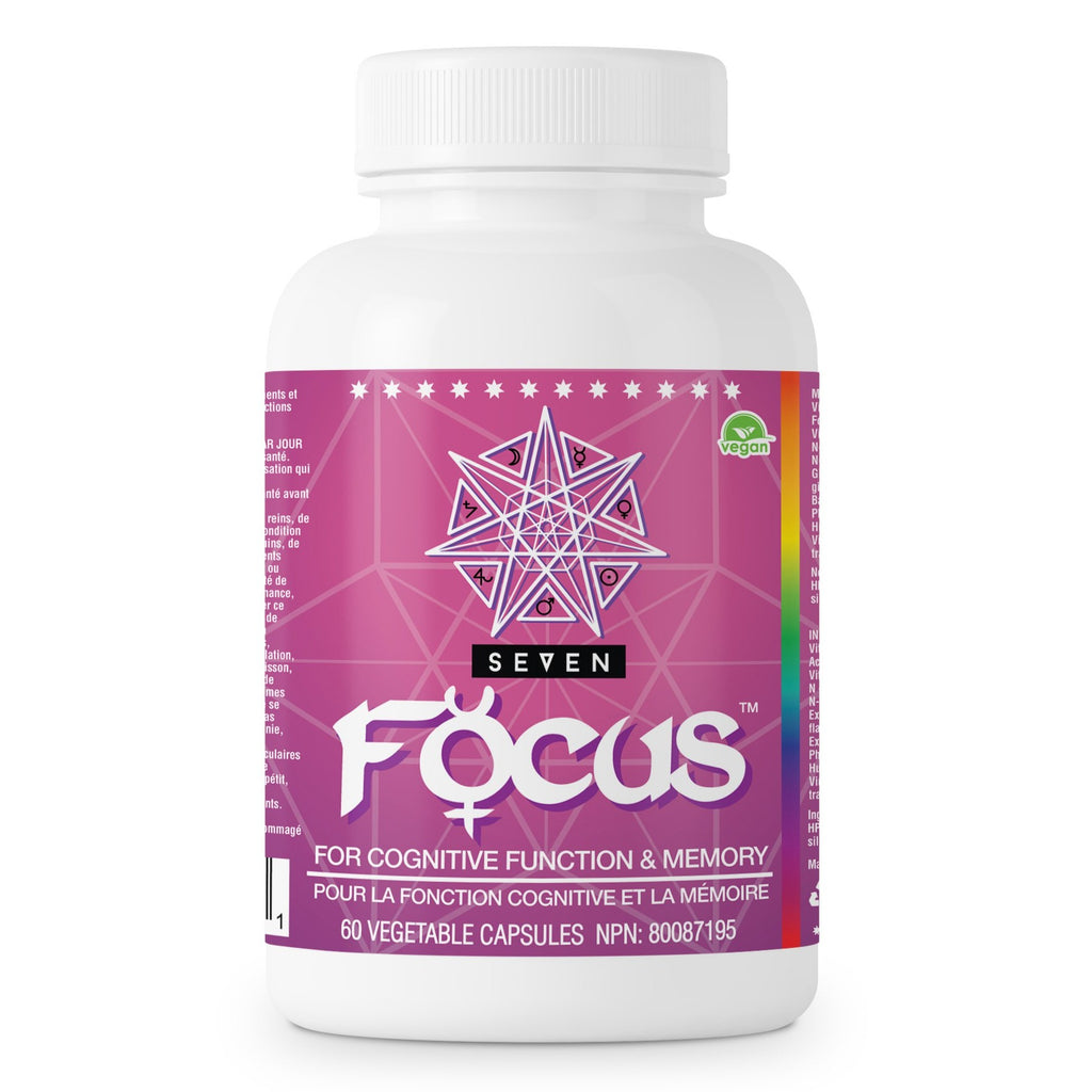 FOCUS - For Memory & Cognitive Function