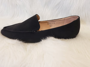 Adeline Basic Black Flat