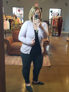 Suzanne Snap Cardigan