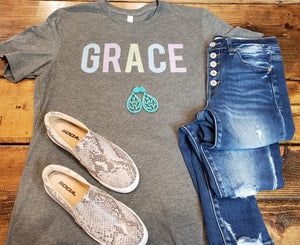 Grace Graphic Tee