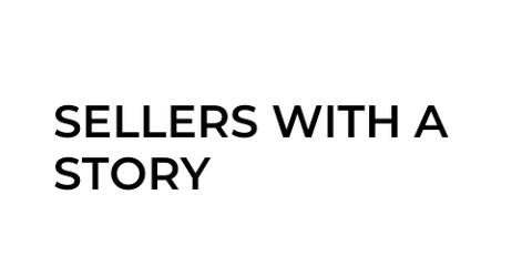About Us - Sellers With A Story - Logo