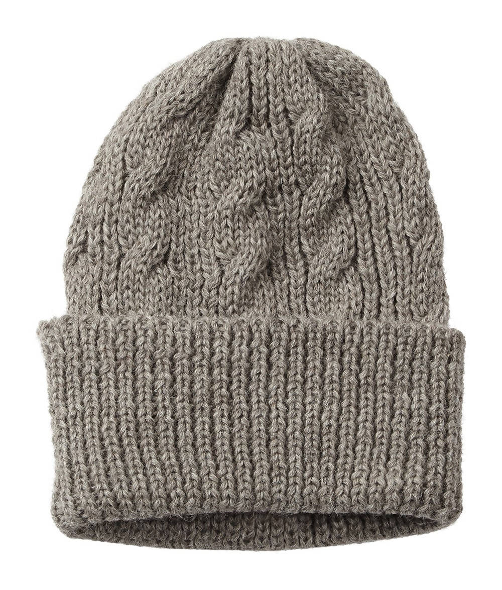 Cabled Grimsby Beanie