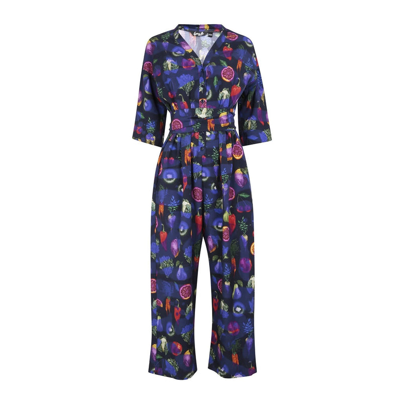 100% Tencel | Our Statement Pesticide Jumpsuit - Sellers With A Story