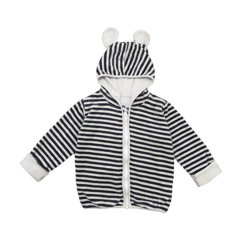 Organic Jackets - Stripe