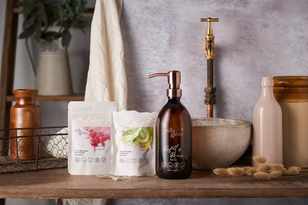 Zero Waste Hand Wash set Gift Pack - Sellers With A Story