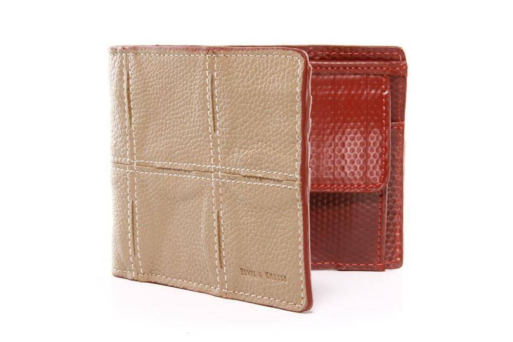Fire & Hide Wallet with Coin Pocket