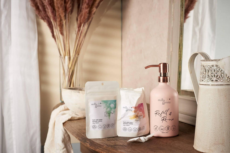 Shower Creme Starter Set - Sellers With A Story