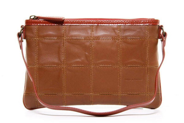 Fire & Hide Clutch Bag