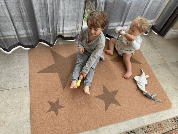 Star play mat - small