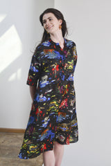 Endangered Shirt Dress