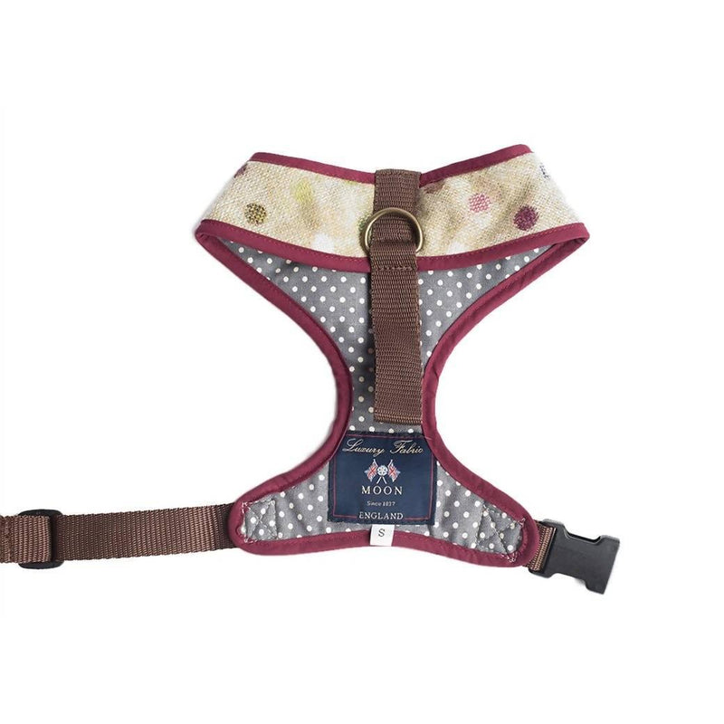 Scooby Dog Harness - Multispot Lime - Sellers With A Story