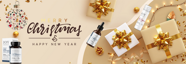 Pairidaeza Health Joy Organics CBD Christmas Sale