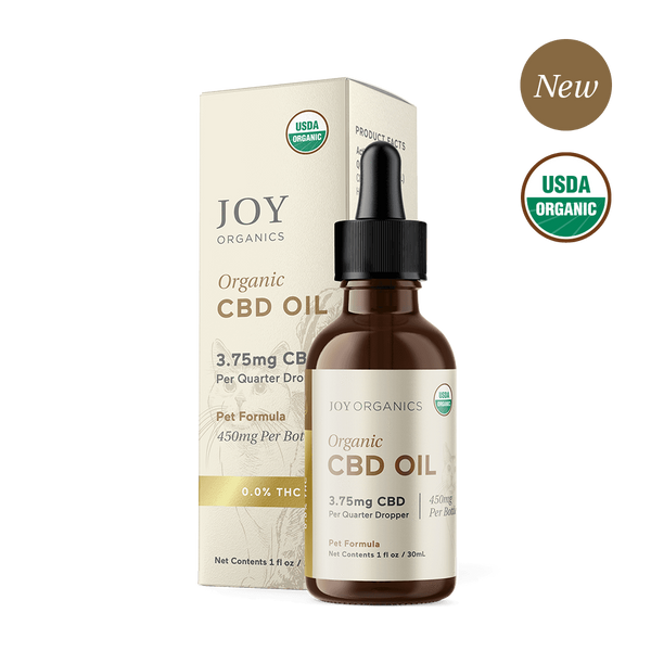 Organic CBD Oil for Pets UK
