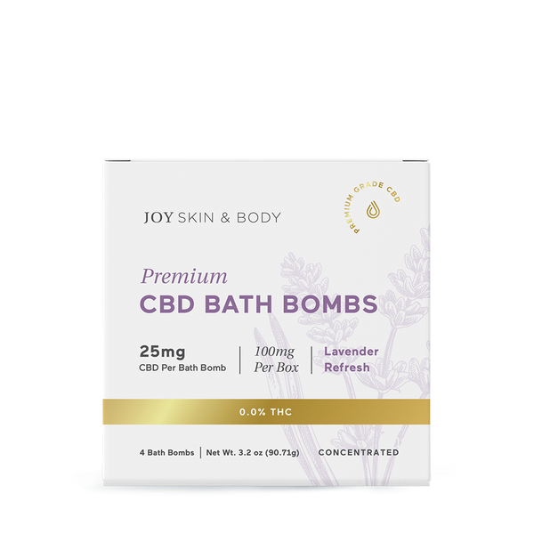 CBD Bath Bombs UK