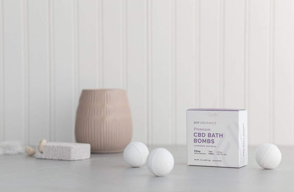 CBD Bath Bombs UK  Joy Organics