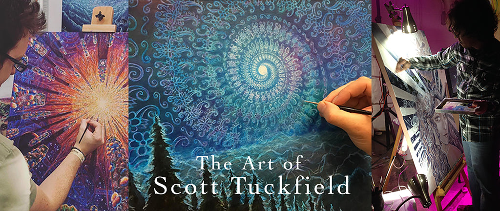 Mind Cradle Featured Artist Scott Tuckfield