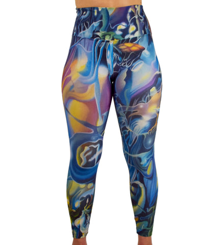 Luminous Energy Leggings by James McCarthy