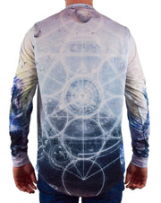 Experience So Lucid Long Sleeve Tee by Cameron Gray