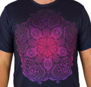 Pentadala Short Sleeve Tee Shirt by Cameron Gray