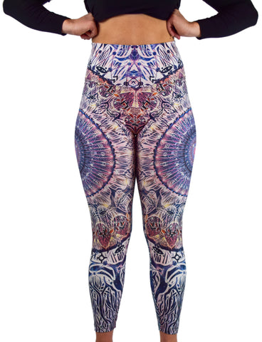 Waiting Bliss Leggings by Cameron Gray