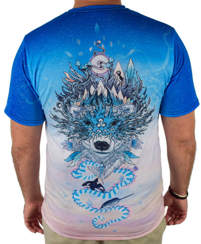 Ursa Short Sleeve Tee Shirt by Mat Miller