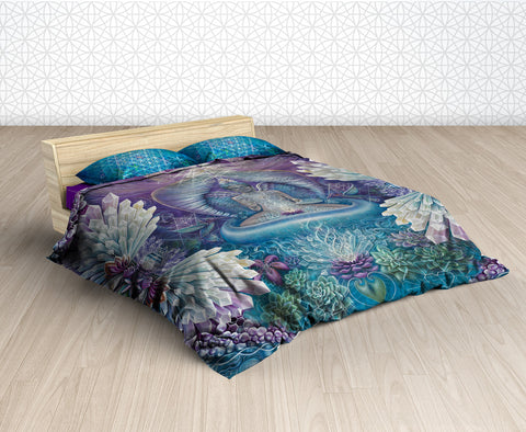 Alchemy Bed Set by Krystleyez