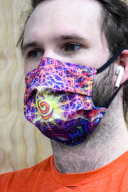 Mantis Daka Surgical PPE Face Mask by Luke Brown