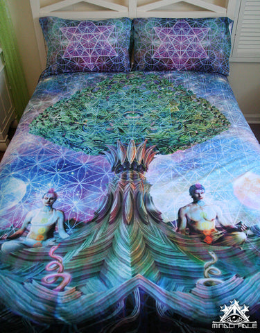 Divine Balance Bed Set by Dima Yastronaut