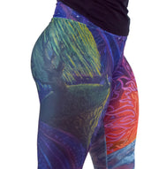Wandering Willow II Leggings by Scott Tuckfield