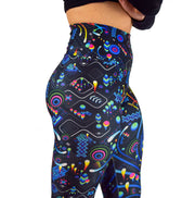 Mystic Move Leggings by TAS