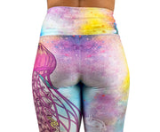 Space Jelly Leggings by Mat Miller
