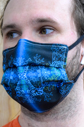 Andromida Surgical PPE Face Mask by Cameron Gray