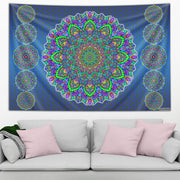 Guardian Angels Tapestry by I Am Electric