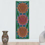 Mandala Magic Tapestry by I Am Electric