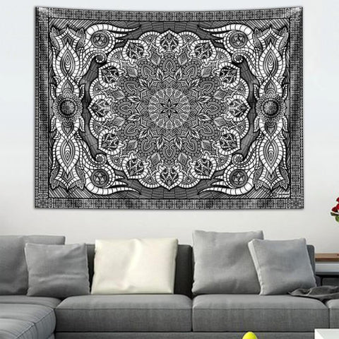 Silence Tapestry by I Am Electric