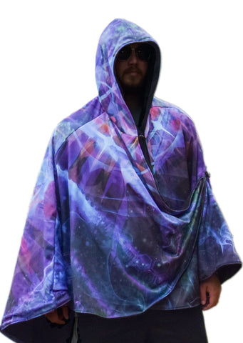 Night Vision Cloak by Simon Haiduk