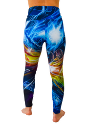 Hands of the Machine Leggings by Psybe Industries